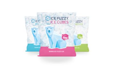 ice fuzzy VERPACKUNGSDESIGN