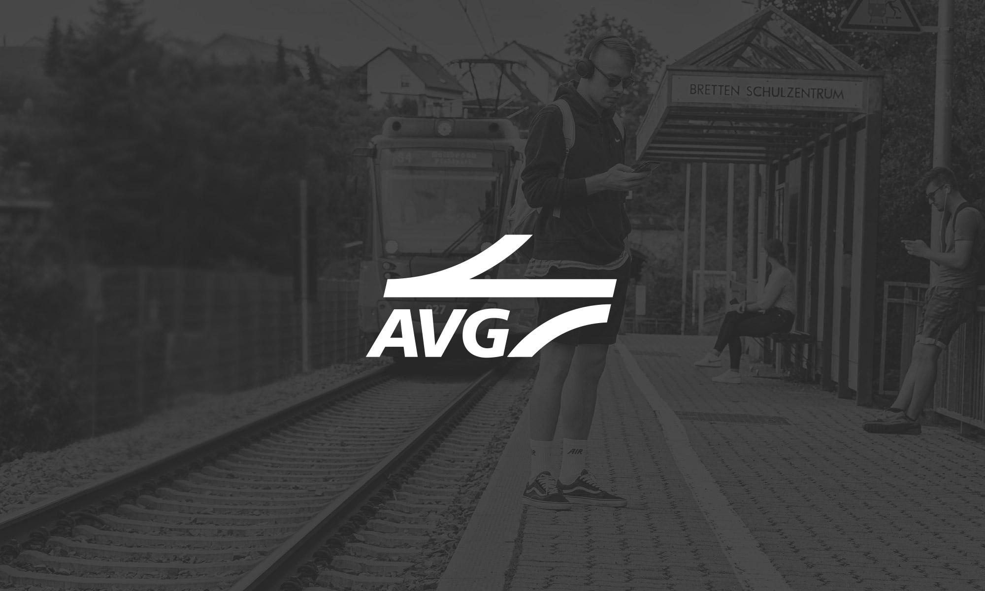 Werbeagentur Karlsruhe Verkehrsbetriebe AVG Karlsruhe